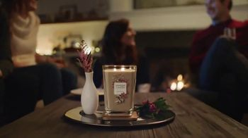 Yankee Candle Elevation Collection TV Spot, 'The Little Touches: Happy Holidays'