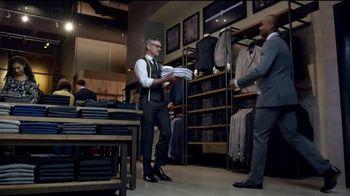 Men's Wearhouse TV Spot, 'La costumbre es la comodidad' con Jesse Palmer [Spanish]