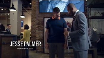 Men's Wearhouse TV Spot, 'La costumbre es la comodidad' con Jesse Palmer [Spanish] - Thumbnail 3
