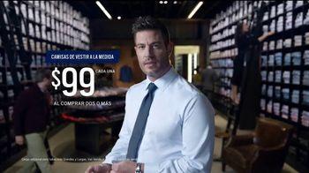 Men's Wearhouse TV Spot, 'La costumbre es la comodidad' con Jesse Palmer [Spanish] - Thumbnail 6