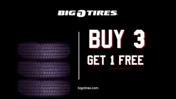 Big O Tires Biggest Black Friday Sale Ever TV Spot, 'Buy Three Get One Free' - Thumbnail 5