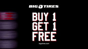 Big O Tires Biggest Black Friday Sale Ever TV Spot, 'Buy Three Get One Free' - Thumbnail 6