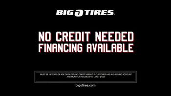 Big O Tires Biggest Black Friday Sale Ever TV Spot, 'Buy Three Get One Free' - Thumbnail 9