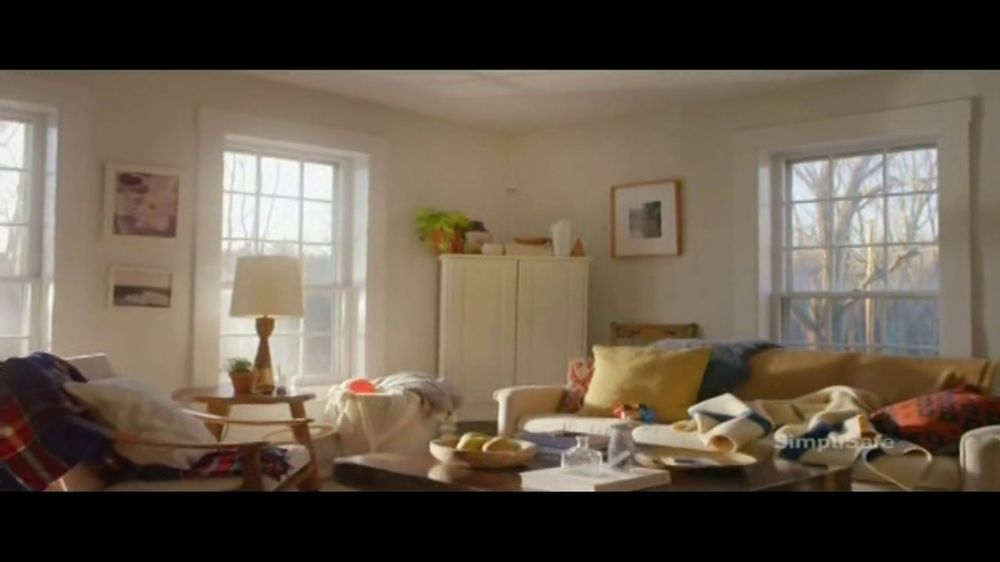 SimpliSafe TV Commercial, 'Home Sweet Home: 25 Percent Off Plus Free HD Camera'