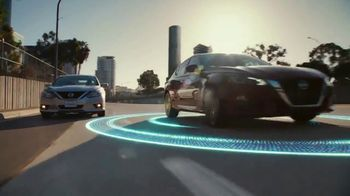 2019 Nissan Altima TV Spot, 'Create Your Own Lane' Song by Ciara [T1] - Thumbnail 7