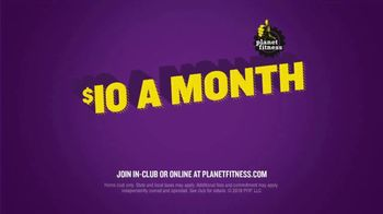 Planet Fitness TV Spot, 'Mirror Guy: $10 a Month' - Thumbnail 6