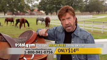 Total Gym TV Spot, 'Everybody Workout Song' Featuring Chuck Norris