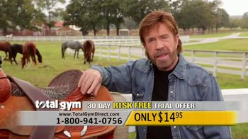 Total Gym TV Spot, 'Everybody Workout Song' Featuring Chuck Norris - Thumbnail 1