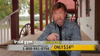 Total Gym TV Spot, 'Everybody Workout Song' Featuring Chuck Norris - Thumbnail 10