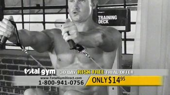 Total Gym TV Spot, 'Everybody Workout Song' Featuring Chuck Norris - Thumbnail 3