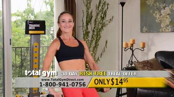 Total Gym TV Spot, 'Everybody Workout Song' Featuring Chuck Norris - Thumbnail 4