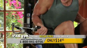 Total Gym TV Spot, 'Everybody Workout Song' Featuring Chuck Norris - Thumbnail 8
