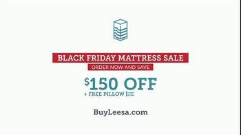 Leesa Black Friday Mattress Sale TV Spot, 'All About My Bed' - Thumbnail 10