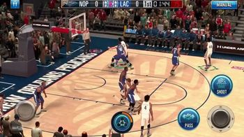NBA 2K Mobile TV Spot, 'Got a Thing For You' Song by Mr. Pecolator - Thumbnail 1
