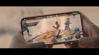 NBA 2K Mobile TV Spot, 'Got a Thing For You' Song by Mr. Pecolator - Thumbnail 7