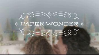 Hallmark Paper Wonder Cards TV Spot, 'Open Up the Wonder' - Thumbnail 9