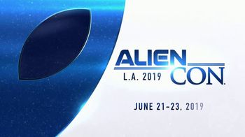 2019 Alien Con TV Spot, 'Be Part of the Community'