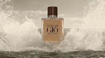 Giorgio Armani Acqua Di Giò Absolu TV Spot, 'Sensuality' Song by Night Shapers - Thumbnail 7