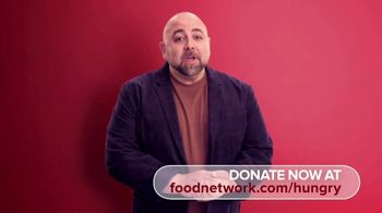 No Kid Hungry TV Spot, 'Holidays: One in Six' Featuring Bobby Flay, Guy Fieri and Alton Brown - Thumbnail 7