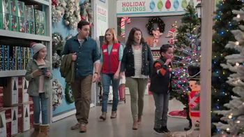 Lowe's Black Friday Deals TV Spot, 'Peace on Earth: 25 Percent Off Trees' - Thumbnail 1