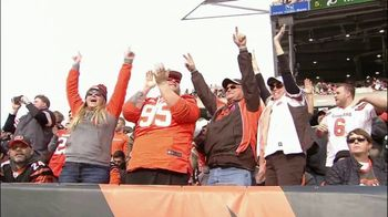 GEICO TV Spot, 'CBS Sports: Play of the Day: The Browns Fans' - Thumbnail 7