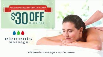 Elements Massage Black Friday Sale TV Spot, 'Holiday Shopping Season: Gift Card' - Thumbnail 9