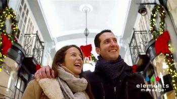 Elements Massage Black Friday Sale TV Spot, 'Holiday Shopping Season: Gift Card' - Thumbnail 1