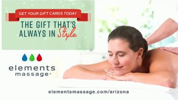 Elements Massage Black Friday Sale TV Spot, 'Holiday Shopping Season: Gift Card' - Thumbnail 8