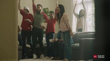 Value City Furniture Black Friday Sale TV Spot, 'Great Moments Deserve Great Furniture'
