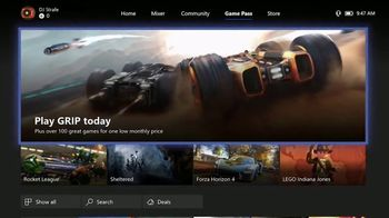 Xbox Black Friday Sale TV Spot, 'Game Pass' - Thumbnail 4
