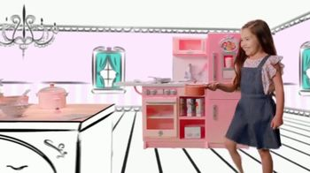 Disney Princess Style Collection TV Spot, 'Be a Chef Today'