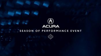 Acura Season of Performance Event TV Spot, '2019 MDX' [T2]