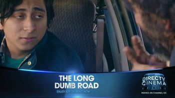 DIRECTV Cinema TV Spot, 'The Long Dumb Road' - Thumbnail 2