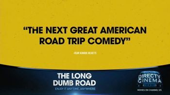 DIRECTV Cinema TV Spot, 'The Long Dumb Road' - Thumbnail 4