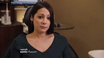 Waterpik Sonic Fusion TV Spot, 'Floss and Brush at the Same Time' - Thumbnail 7