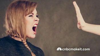 CNBC Make It TV Spot, 'Bad Boss'