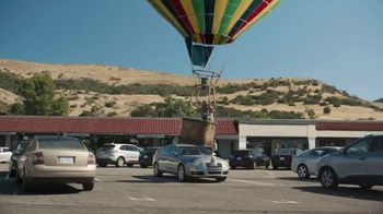 Farmers Insurance TV Spot, 'Hall of Claims: Fly-By Ballooning'