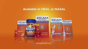 Zicam TV Spot, 'Become a Zifan for Zicam' - Thumbnail 7