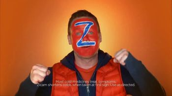 Zicam TV Spot, 'Become a Zifan for Zicam' - Thumbnail 6