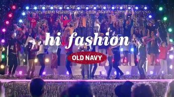 Old Navy Cyber Sale TV Spot, 'Time to Shine' - 576 commercial airings