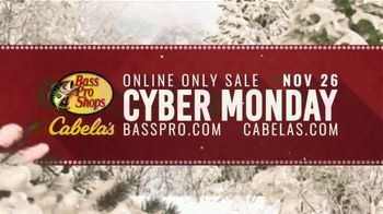 Bass Pro Shops Cyber Monday Sale TV Spot, 'Shirts, Cameras and Boots' - Thumbnail 6