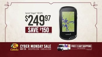 Bass Pro Shops Cyber Monday Sale TV Spot, 'Shirts, Cameras and Boots' - Thumbnail 9