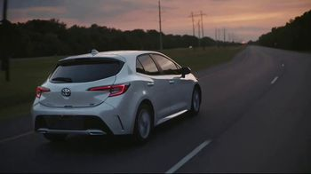 2019 Toyota Corolla Hatchback TV Spot, 'Roots' Song by Lost Girl [T1] - Thumbnail 2