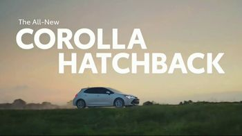 2019 Toyota Corolla Hatchback TV Spot, 'Roots' Song by Lost Girl [T1] - Thumbnail 6