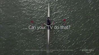 Amazon Fire TV TV Spot, 'Bad Weather (Jack Ryan)' - Thumbnail 9