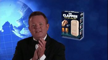 The Clapper TV Spot, 'Affordable Home Automation'