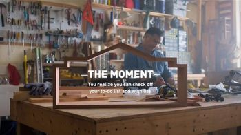 Lowe's Black Friday Deals TV Spot, 'Both Lists: Cordless Drill'