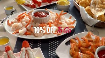 Red Lobster Create Your Own Ultimate Feast TV Spot, 'Get Your Feast On' - Thumbnail 10