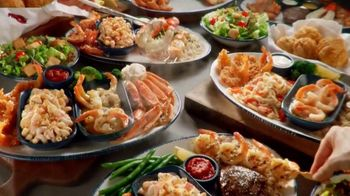 Red Lobster Create Your Own Ultimate Feast TV Spot, 'Get Your Feast On' - Thumbnail 2