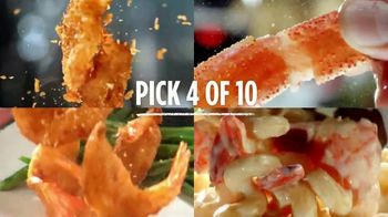 Red Lobster Create Your Own Ultimate Feast TV Spot, 'Get Your Feast On' - Thumbnail 4